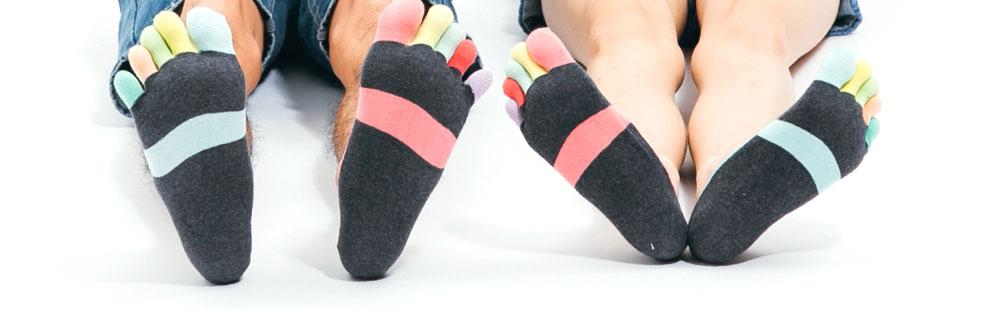 腳霸五趾襪,除腳臭找腳霸,想解決腳臭就找腳霸除臭襪